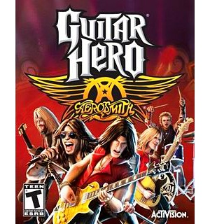 guitar hero aerosmith cover art