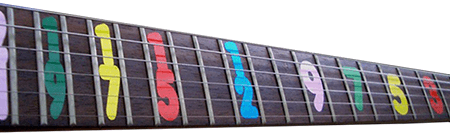 jason becker numeral fret marker stickers