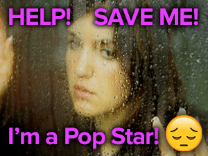 reasons being a pop star sucks