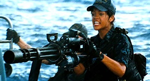pop star rihanna in movie