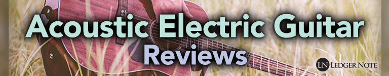 best acoustic electric guitar reviews