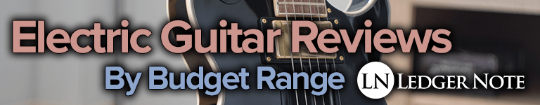electric guitar reviews