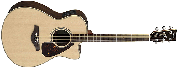 yamaha fsx830c acoustic-electric
