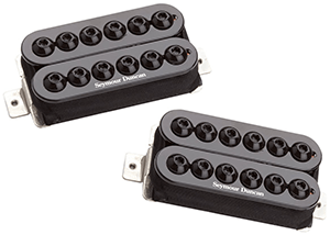 Seymour Duncan Invader Passive Pickups for Metal