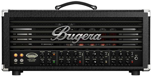 bugera trirec infinium metal amp