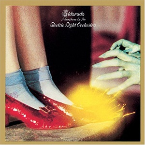 electric light orchestra eldorado album cover