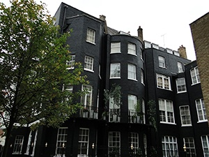 harry nilsson cursed london flat