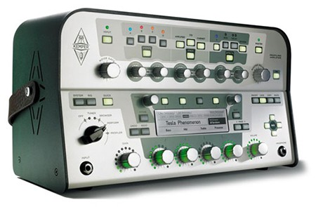 kemper profiler guitar modeling amplifier