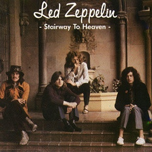 led zeppelin stairway to heaven LP cover