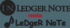 ledger note logo example