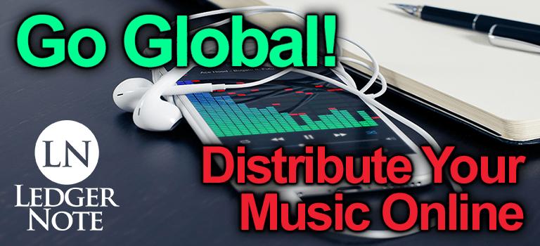 online music distribution