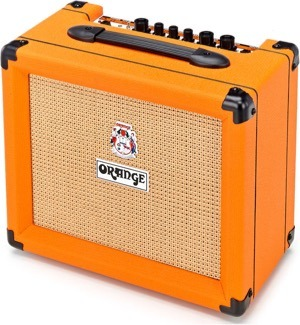 orange crush 20 watt combo guitar amp