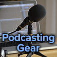 podcasting recording equipment
