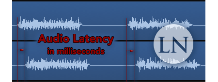 audio latency example