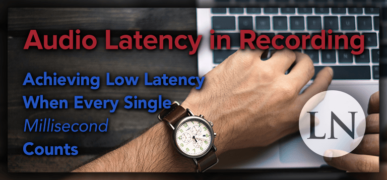 audio latency