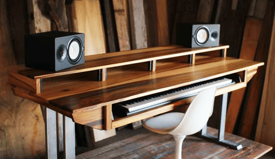 Diy Studio Desk Plans Custom Fit For Your Needs Ledger