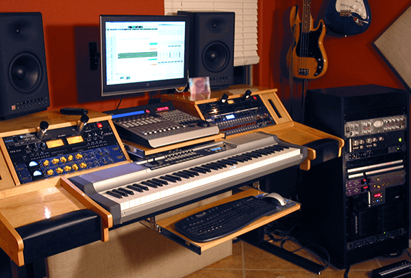 studio desk design options