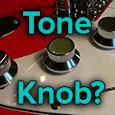 tone knob