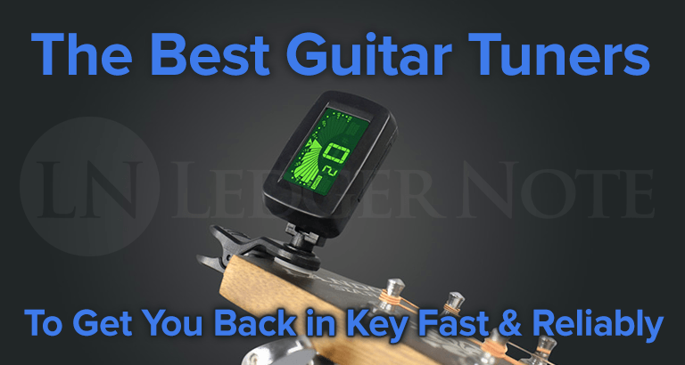 the best guitar tuners to get you back in key fast reliably ln. Black Bedroom Furniture Sets. Home Design Ideas
