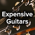 expensive guitars