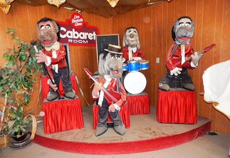 Beach Bowzers Band Cabaret Room
