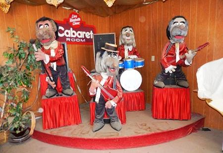 Beach Bowzers Band Cabaret Room