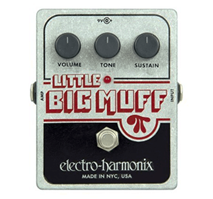 guitar distortion pedal - the most popular types of guitar pedals ever in history