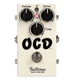 The Best Overdrive Pedals to Push Your Gain Into Warm Tube