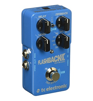 TC Electronic Flashback 2 Delay Effects Pedal