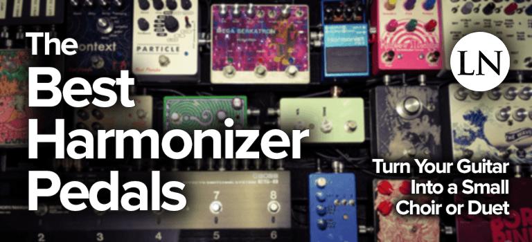 best harmonizer pedals