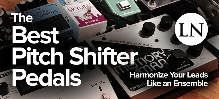 best pitch shifter pedals