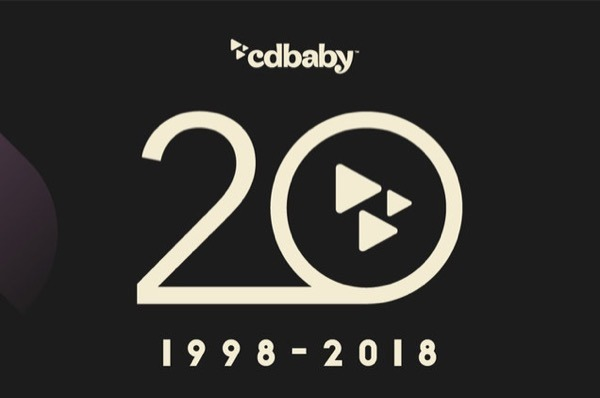 cdbaby 1998 to 2018 celebration