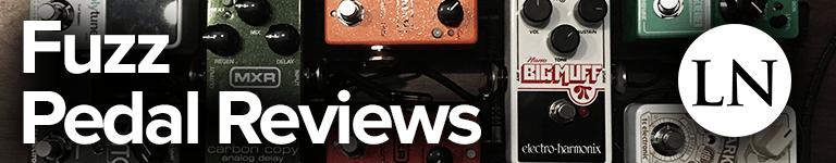 best fuzz pedal reviews