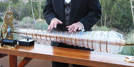 glass harmonica - weird musical instruments