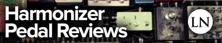 harmonizer pedal reviews