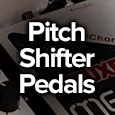 pitch shifter pedals