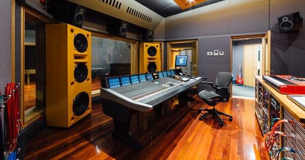 ginger studios recording studio