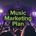 how to create a music marketing plan like a pro