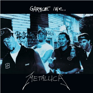 Metallica Garage Inc Album Cover