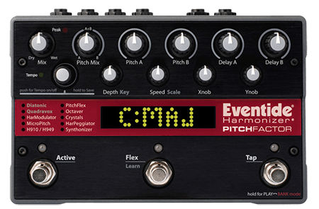 Eventide PitchFactor Pitch Shifter Pedal