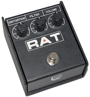 Pro Co RAT2 distortion guitar pedal