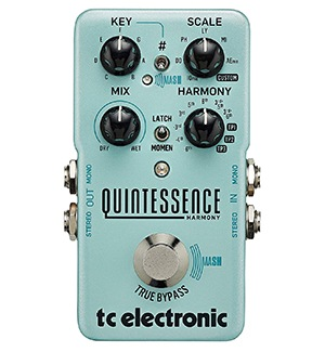 TC Electronic Quintessence Pitch Shifter Pedal