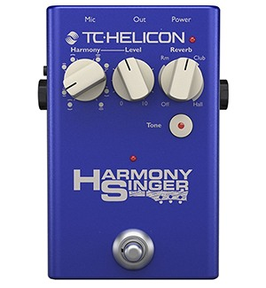 TC Helicon Harmony Singer 2 Vocal Processing Pedal