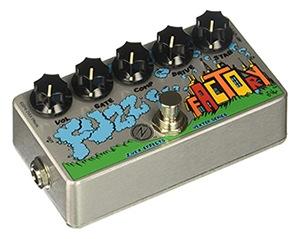ZVEX Fuzz Factory pedal