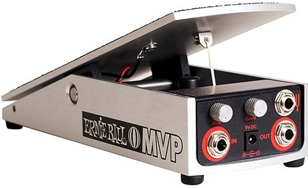 example of how a volume pedal works