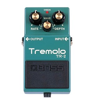 Boss Audio TR2 Tremolo Pedal