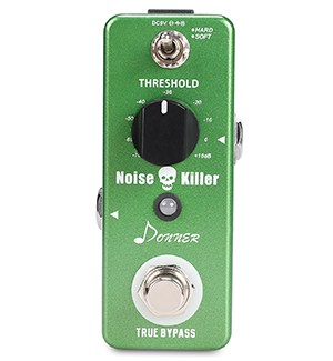 Donner Noise Killer noise gate Guitar pedal