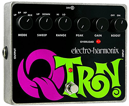 Electro-Harmonix Q-Tron XO Envelope Follower Pedal