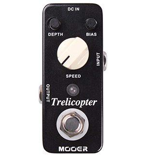 Mooer Trelicopter Tremolo Pedal