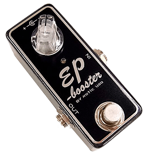Xotic EP Booster Mini Effect Pedal